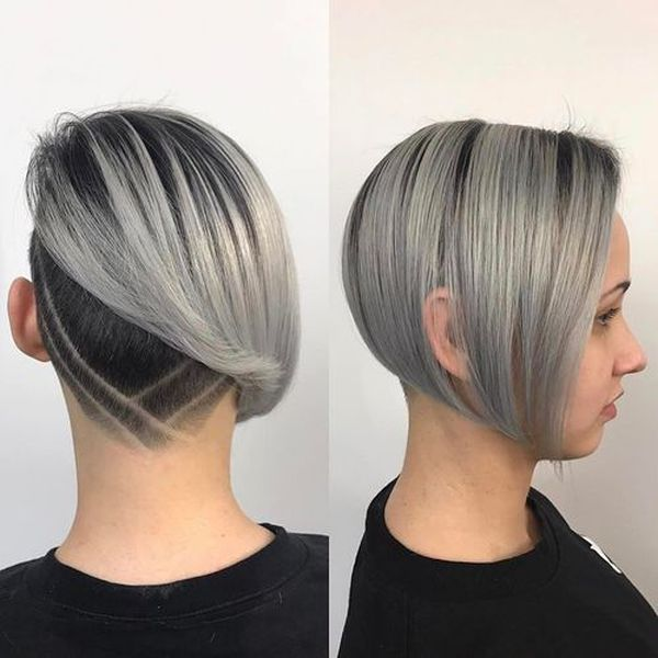 40 Awesome Undercut Hairstyles For Women November 2019