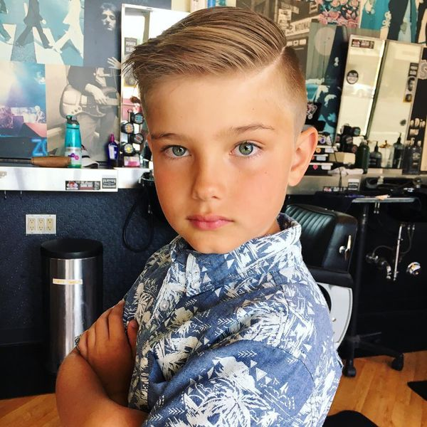 Best Short Sides Long Top Haircuts For Men October 2019
