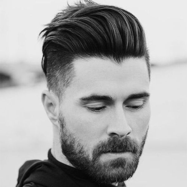Best Short Sides Long Top Haircuts for Men (May 2019)
