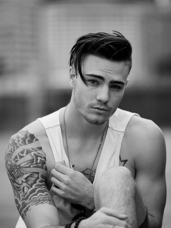 Best Short Sides Long Top Haircuts For Men July 2019