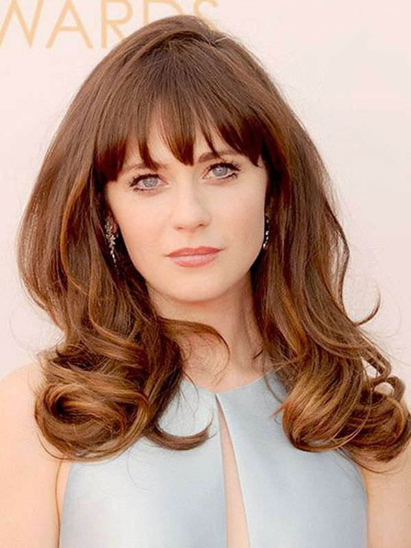 Long Layered Haircuts With Bangs Long Layered Hair In 2018