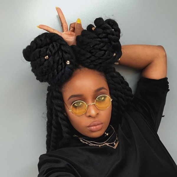 Awesome Crochet Twist Hairstyles 3
