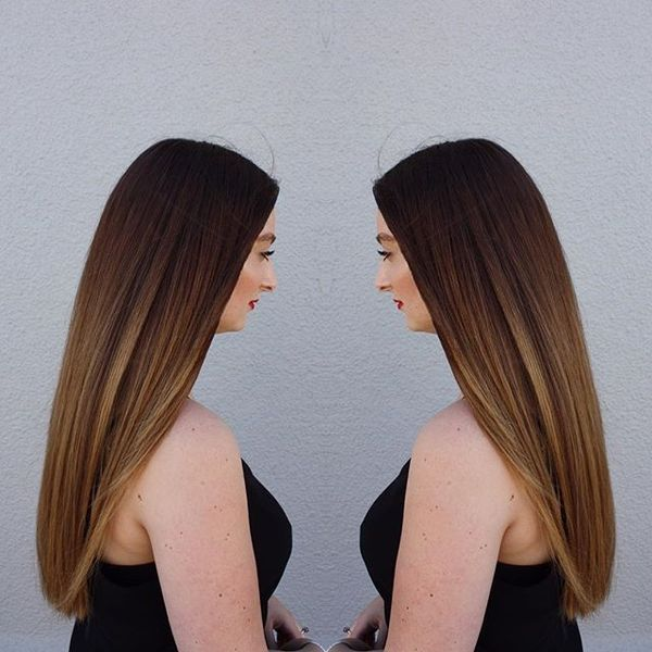 Gorgeous Coloring for Glossy Hair