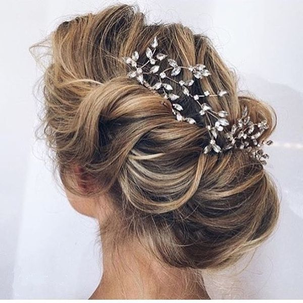 Side Wedding Hairstyles: 80 Wedding Hairstyles For Brides With Long Hair