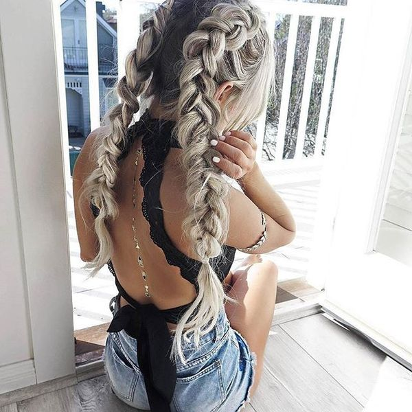 Fantastic Trendy Double Braids