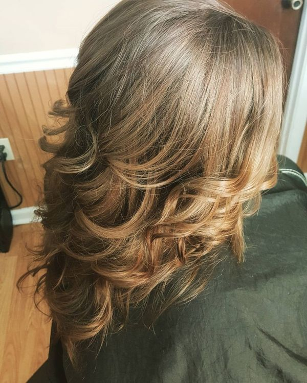 Bring Fall into the Hair