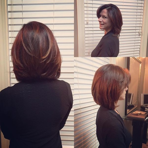 Top 70 Long Layered Bob Hairstyle Ideas