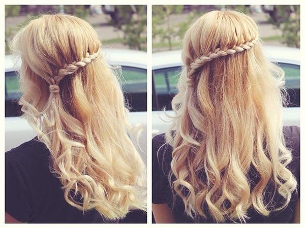 Diagonal braid locks