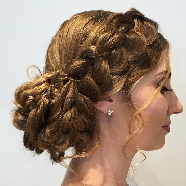 Amazing Boho Updo Hairstyles to Try  4