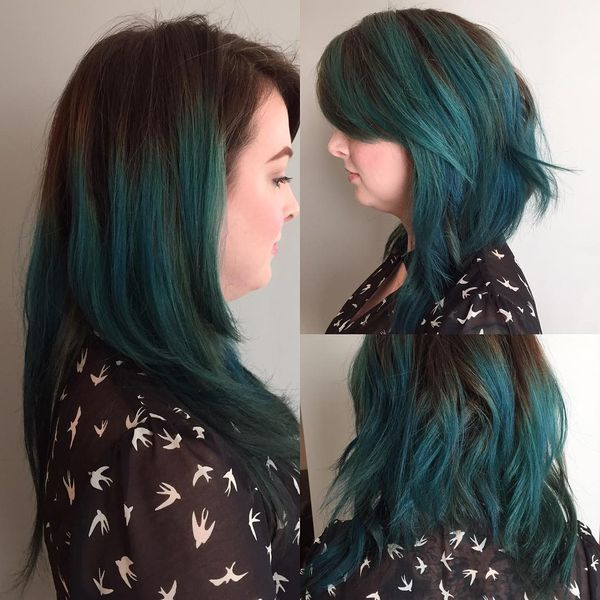 Two-colored locks