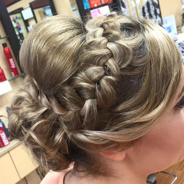 60 Fresh Prom Updos For Long Hair In 2018