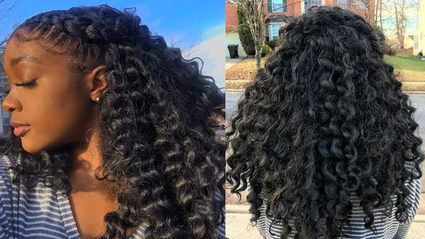 Latch Hook Hairstyles and How to Do Them 4