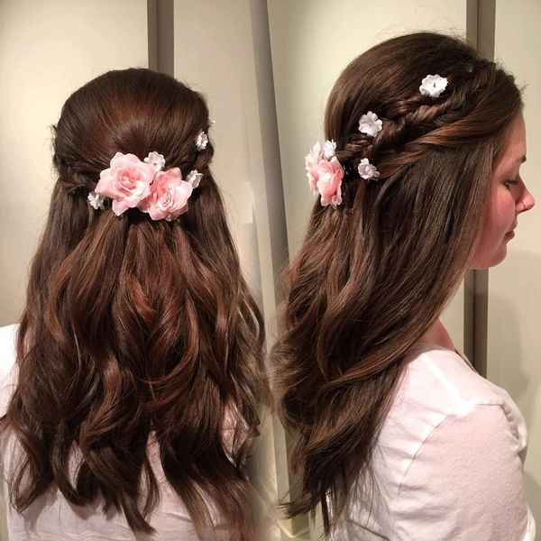 Fancy Prom Hairstyles for Long Hair 1
