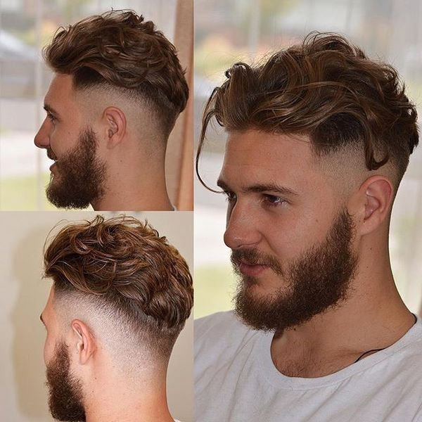 Fabulous Wavy Texture for Men