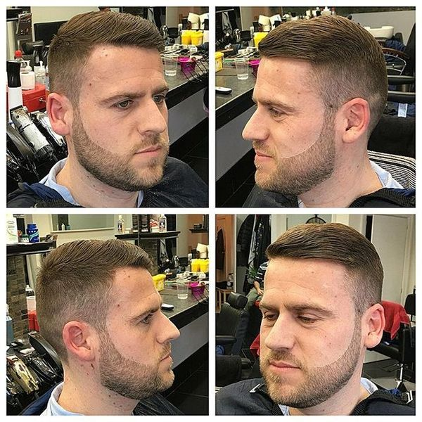 Receding Hairline Haircuts - Hairstyles for Men 2018