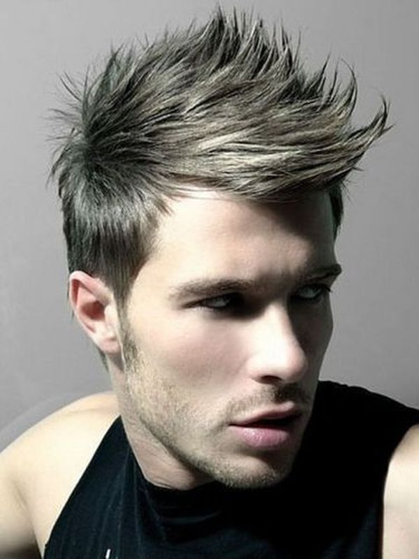 Spiky Hair Looks For Men The Most Stylish Hairstyles 2019