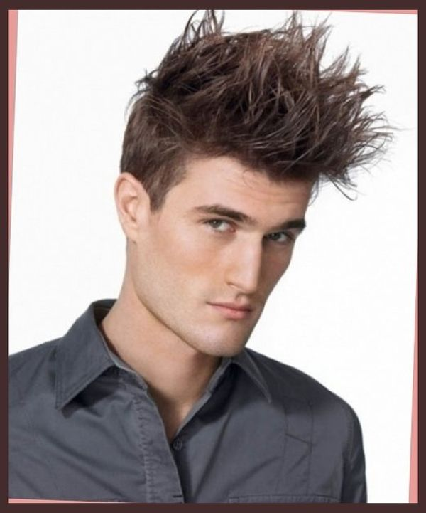 37 Extremely long spikes hairstyle