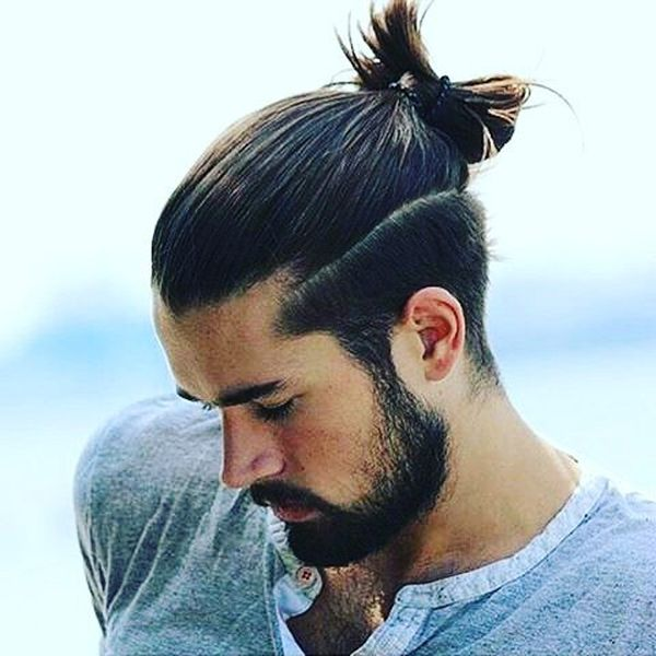 Best Top Knots Hairstyles For Men December 2019