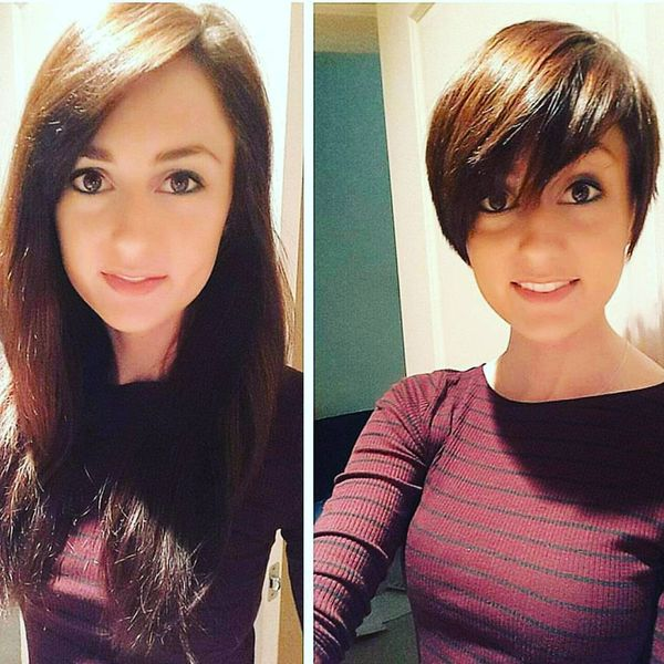 Short Brown Hair Short Hairstyles And Haircuts For Brunette