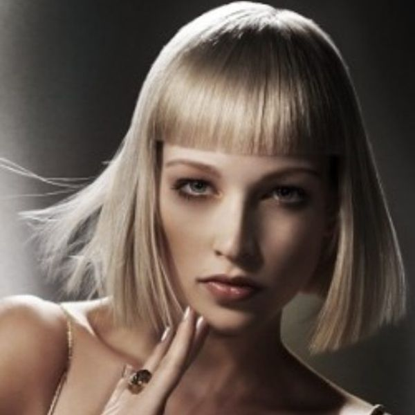 Glossy Bob with Sharp & Edgy Lines56