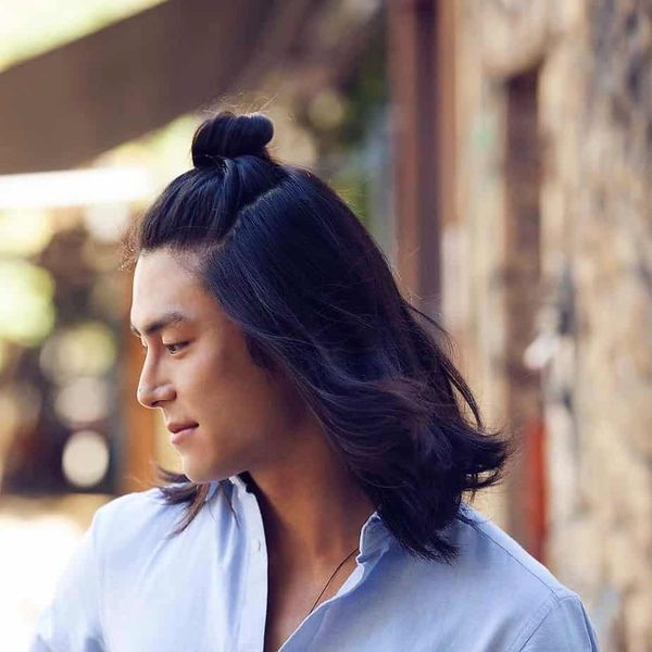 Man Bun Hairstyles Which Will Turn A Lot Of Heads March 2019