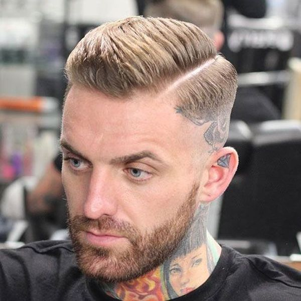 High And Tight Comb Over 3
