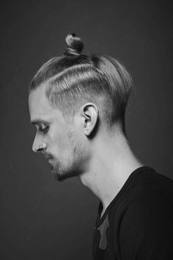 Man Bun Hairstyles Which Will Turn A Lot Of Heads April 2019