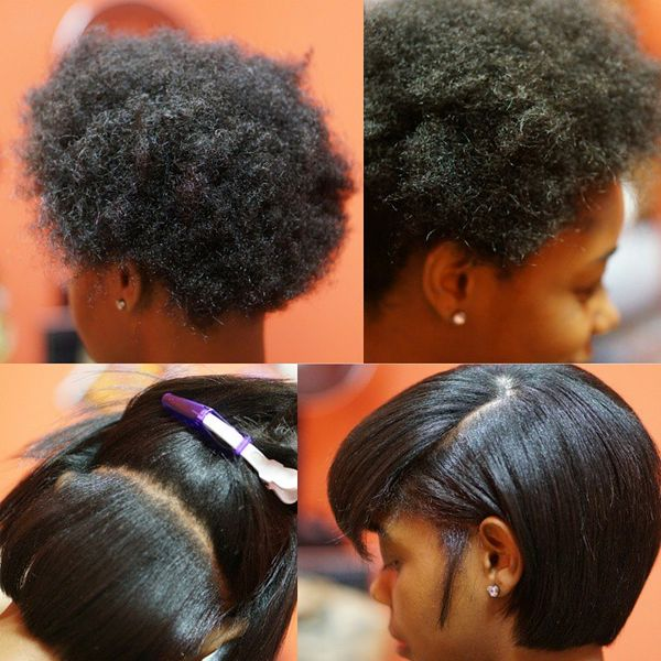 Short Natural Hairstyles for Black Women (January 2020)