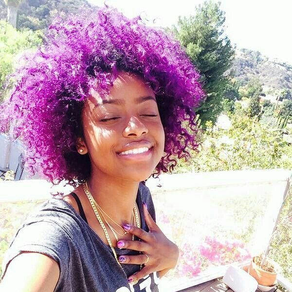 Incredible Colors to Update Curly Hair2