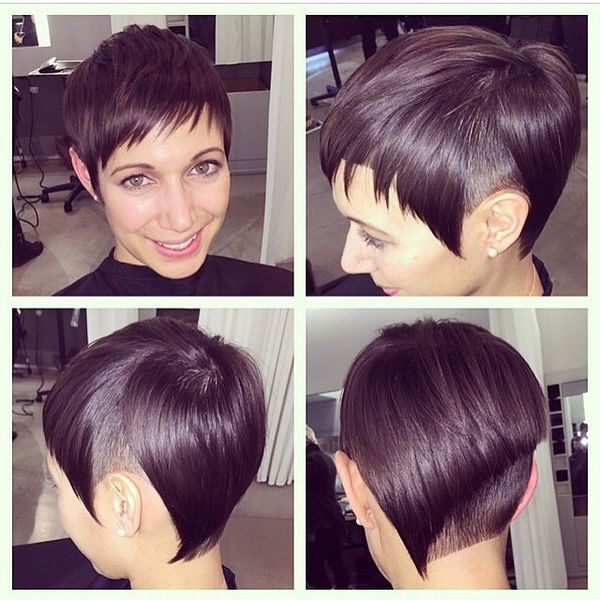 Incredible Professional Asymmetrical Pixie0