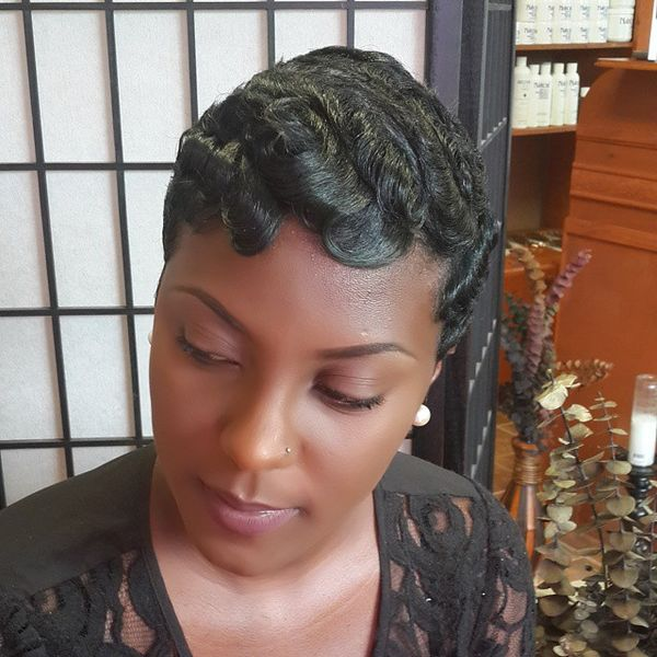 Lovely Waves from Top to Sides0