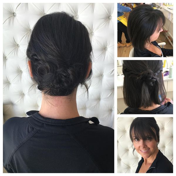 Short Hair Deluxe Updo Experiments0