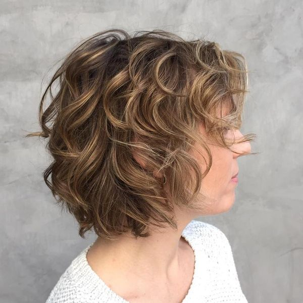 Short layered shaggy haircuts 5