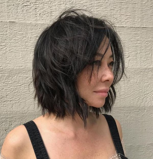 Short shaggy wispy haircuts 3