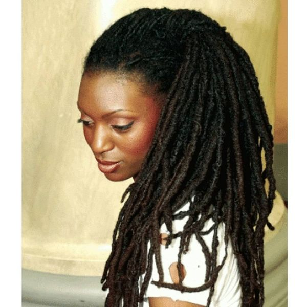 20 Long Hairstyles for Black Women 2018
