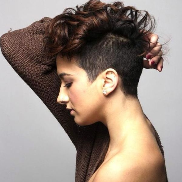 Trending Mohawk Undercut in a Natural Brown2