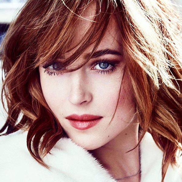 Wavy Hairstyles for Side Bangs Lovers1