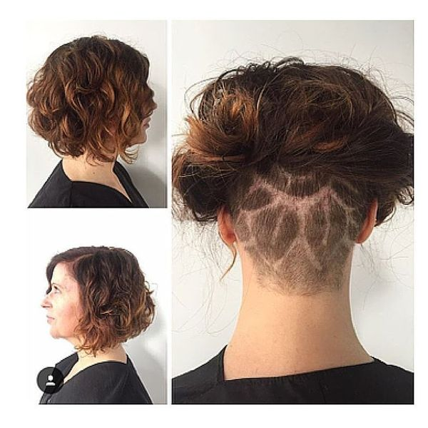 Wavy Undercut with Shaved Patterns2