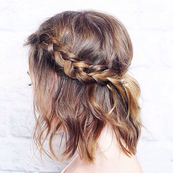Wonderful Careless Weekend Braid