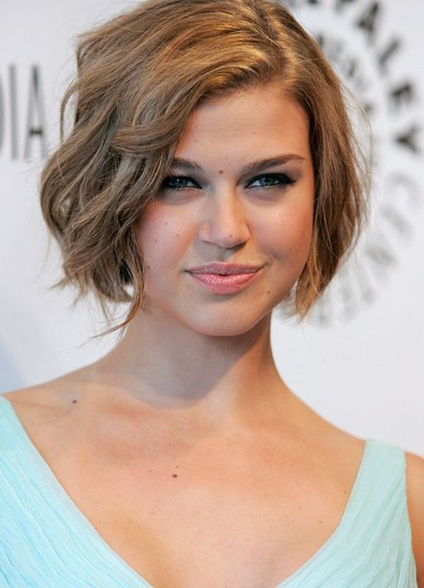 Best Short Curly Haircuts for Wavy Hair 1