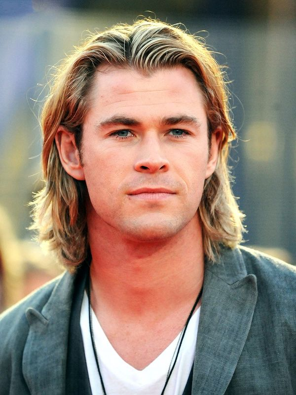 mens hairstyles for shoulder length hair