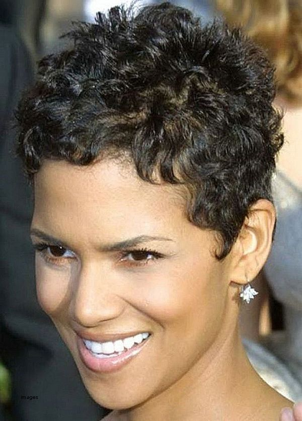 Natural Curly Hair Styles for Very Short Hair 1