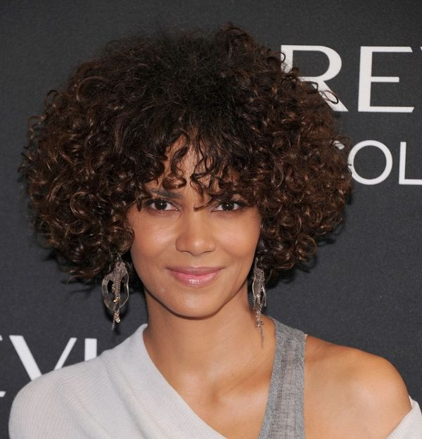 30 Hairstyles For Short Curly Hair Trending In December 2019