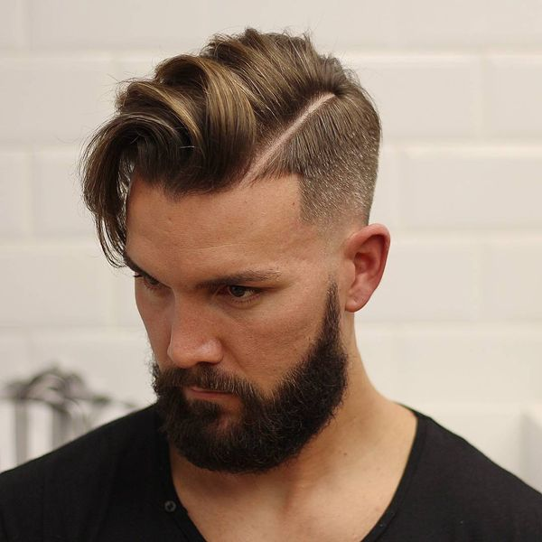 Medium Length Hairstyles for Men, Best Mens Mid Length ...