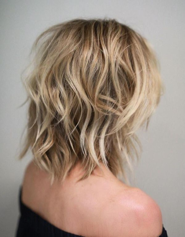 Shag Haircuts For Short Medium And Long Hair Shag Hairstyles 2019