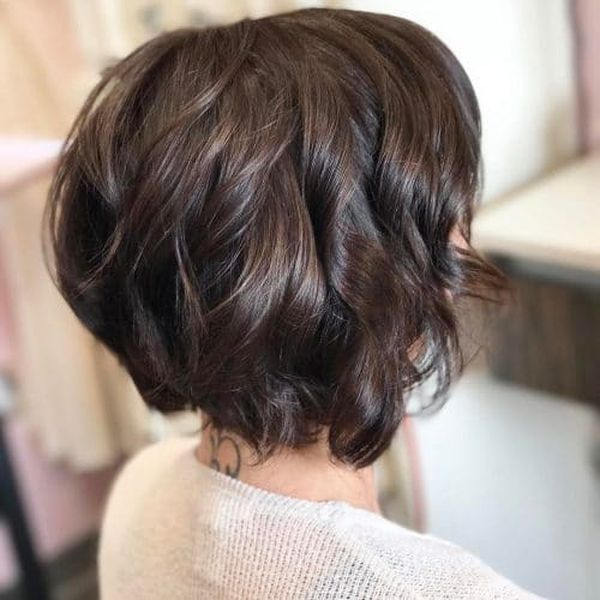 Cool Ideas of Very Short Stacked Hair 3
