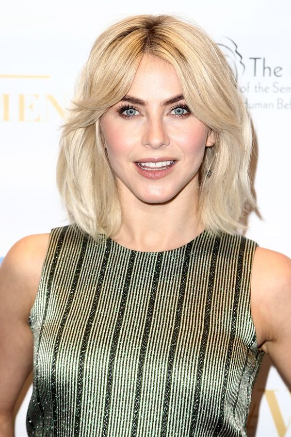 The Newest Julianne Hough Hair Styles 1