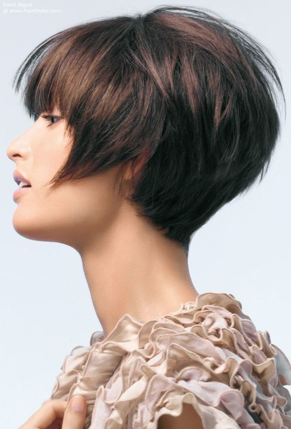 Super Short Stacked Bob Haircuts 1