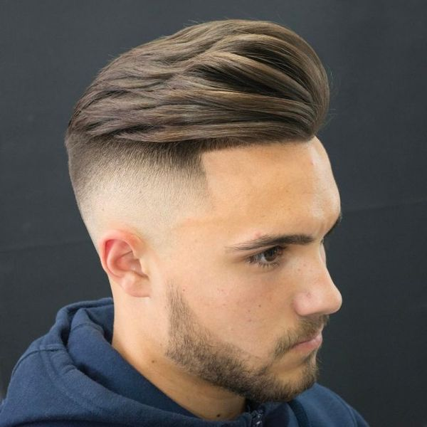 26 Comb Over Haircuts for Men 2018