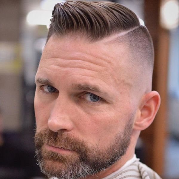 The Best Ideas of Hard Part Comb Over 4